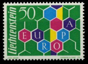LIECHTENSTEIN 1960 Nr 398I postfrisch 6F68AA
