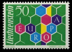 LIECHTENSTEIN 1960 Nr 398I postfrisch 6F68AE