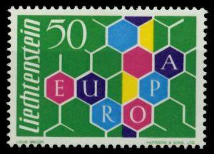 LIECHTENSTEIN 1960 Nr 398I postfrisch 6F68B2