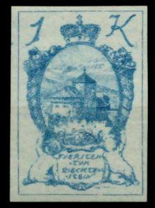LIECHTENSTEIN 1920 Nr 24 postfrisch 6FBEBA