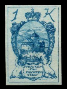 LIECHTENSTEIN 1920 Nr 24 postfrisch 6FBEC2