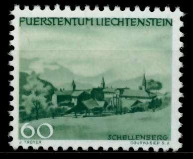 LIECHTENSTEIN 1944 Nr 233 postfrisch 700072