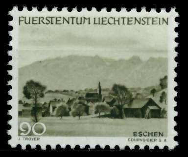 LIECHTENSTEIN 1944 Nr 234 postfrisch 70009A
