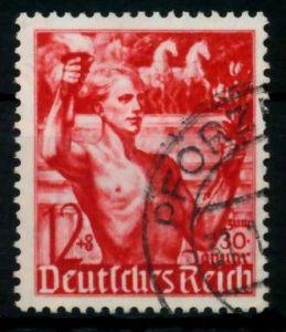 3. REICH 1938 Nr 661 gestempelt 70039A