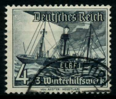 3. REICH 1937 Nr 652 gestempelt 7003C6 0