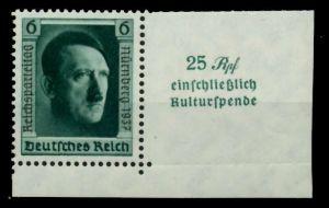 3. REICH 1937 Nr 650 postfrisch 7003DE