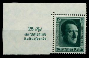 3. REICH 1937 Nr 650 postfrisch 7003F6