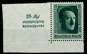 3. REICH 1937 Nr 650 postfrisch 700402