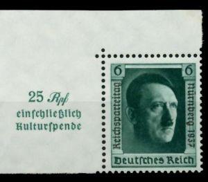 3. REICH 1937 Nr 650 postfrisch 70041A