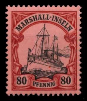 MARSHALL-INSELN Nr 21 postfrisch 70303E