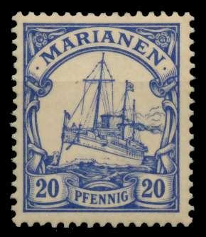 MARIANEN Nr 10 postfrisch 70306A