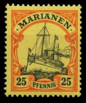 MARIANEN Nr 11 ungebraucht 70309E