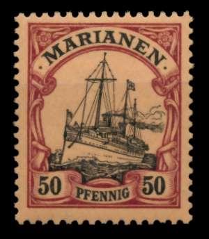 MARIANEN Nr 14 ungebraucht 7030A6