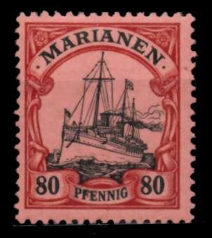 MARIANEN Nr 15 ungebraucht 7030BA