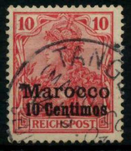 DAP MAROKKO Nr 9 gestempelt 705962