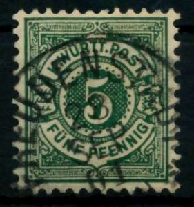 WÜRTTEMBERG Nr 56a gestempelt 7138D6
