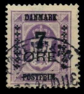 DÄNEMARK Nr 164 gestempelt 6C6D4E