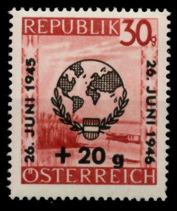 ÖSTERREICH 1946 Nr 771 postfrisch 7166EE