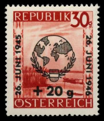ÖSTERREICH 1946 Nr 771 postfrisch 7166F2