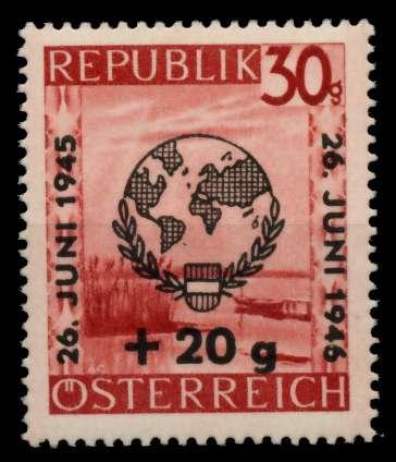 ÖSTERREICH 1946 Nr 771x postfrisch 7166FA