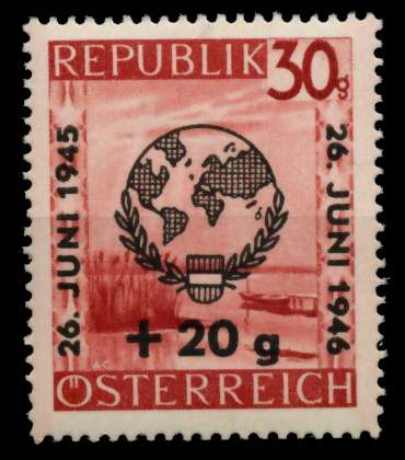 ÖSTERREICH 1946 Nr 771x postfrisch 716706