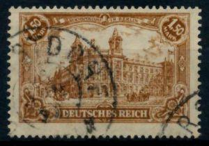 D-REICH INFLA Nr 114a gestempelt gepr. 71BA8E