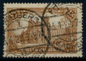 D-REICH INFLA Nr 114a gestempelt gepr. 71BA92