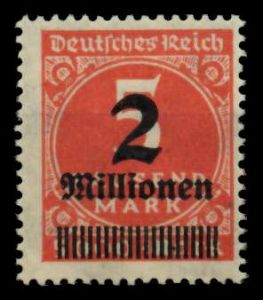 D-REICH INFLA Nr 312Aa postfrisch 724A6E