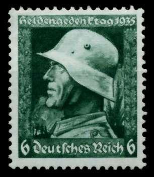 3. REICH 1935 Nr 569y postfrisch 72957E