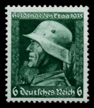 3. REICH 1935 Nr 569y postfrisch 729582
