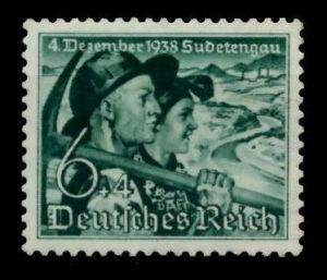 3. REICH 1938 Nr 684y postfrisch 729832