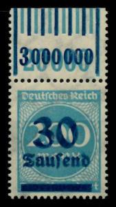 D-REICH INFLA Nr 285W OR 1-11-1 1-5-1 postfrisch ORA 72B706