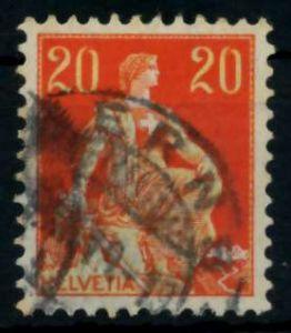 SCHWEIZ 1908 Nr 102 gestempelt 746AB6