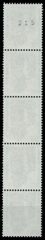 BRD DS SEHENSW Nr 1407uRI postfrisch 5ER STR 74E20A