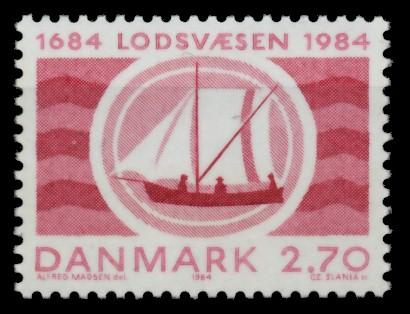 DÄNEMARK Nr 803 postfrisch 90E1C2