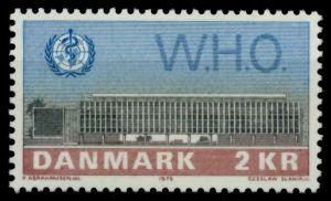DÄNEMARK Nr 531 postfrisch 90E222