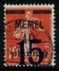 Bild zu MEMEL 1921 Nr 34 ...