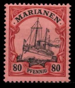 MARIANEN Nr 15 ungebraucht 7030AA