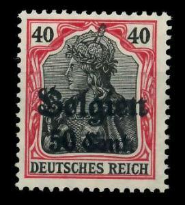 BES 1WK LP BELGIEN Nr 20bI postfrisch gepr. 77B412