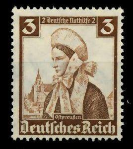 3. REICH 1935 Nr 588 postfrisch 77D3A6