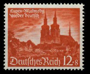 3. REICH 1940 Nr 749 postfrisch 77D6C2