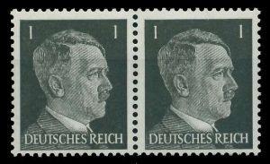 3. REICH 1941 Nr 781a postfrisch WAAGR PAAR 780062