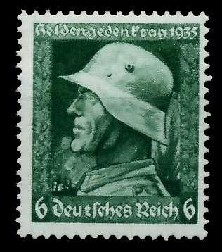 3. REICH 1935 Nr 569y postfrisch 780422