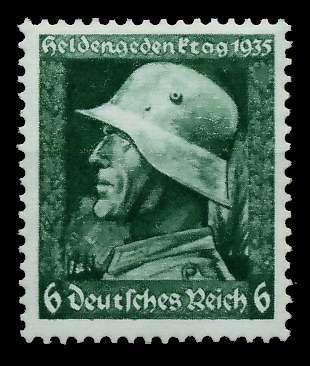 3. REICH 1935 Nr 569y postfrisch 780426