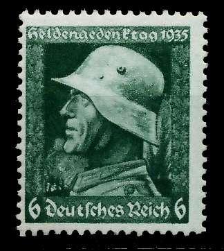 3. REICH 1935 Nr 569y postfrisch 78042A