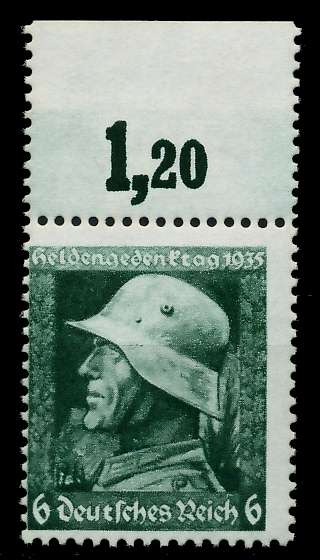3. REICH 1935 Nr 569y postfrisch ORA 780436