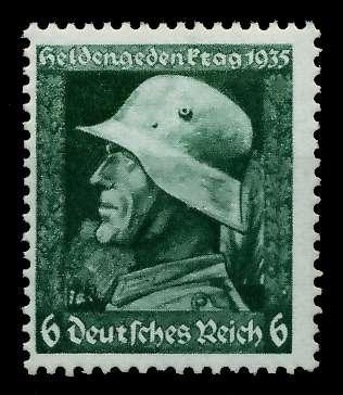3. REICH 1935 Nr 569y postfrisch 78043A