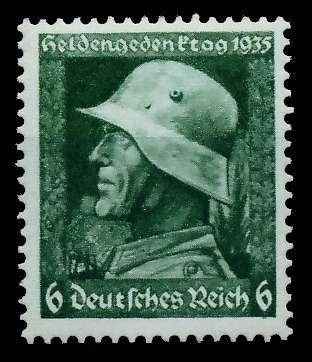 3. REICH 1935 Nr 569y postfrisch 78043E