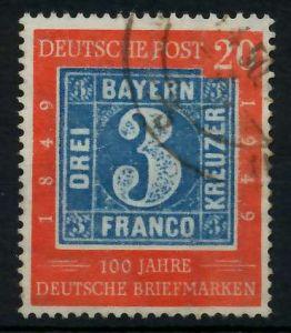 BRD 1949 Nr 114 gestempelt 78B35A