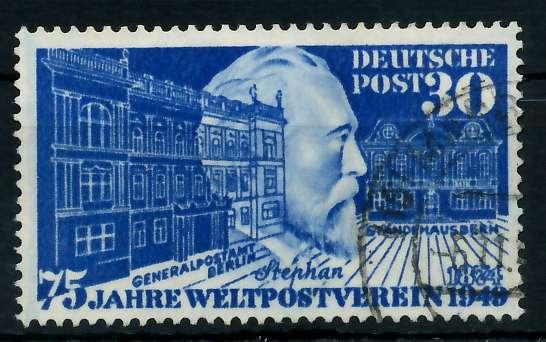 BRD 1949 Nr 116 gestempelt 78B3DE